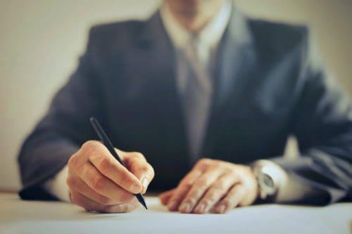 document writing